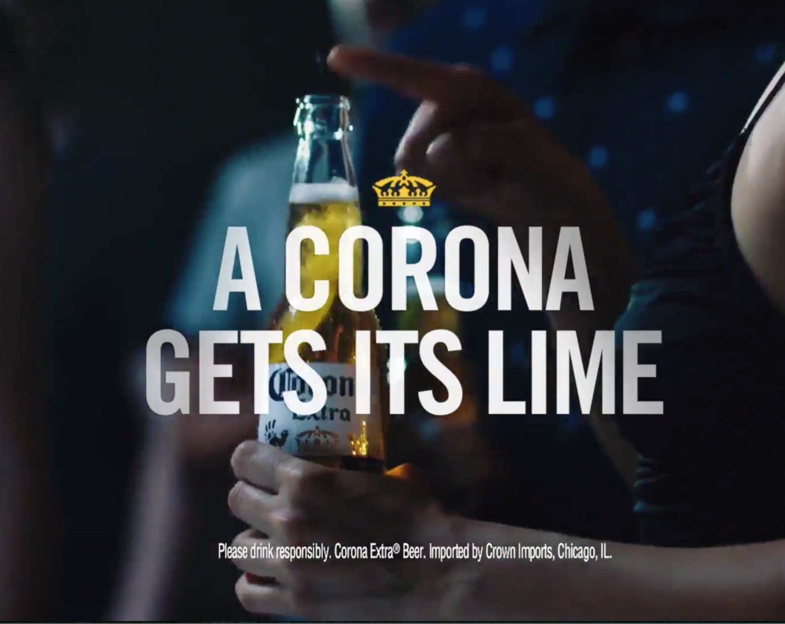Corona Gets Its Lime