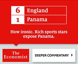 Economist FIFA World Cup